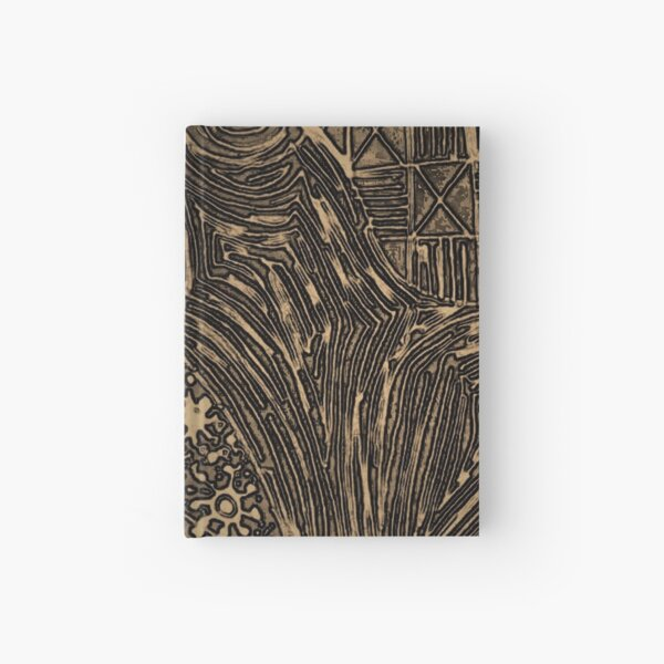 GILDED AGE Hardcover Journal
