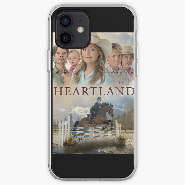 Heartland iPhone Soft Case