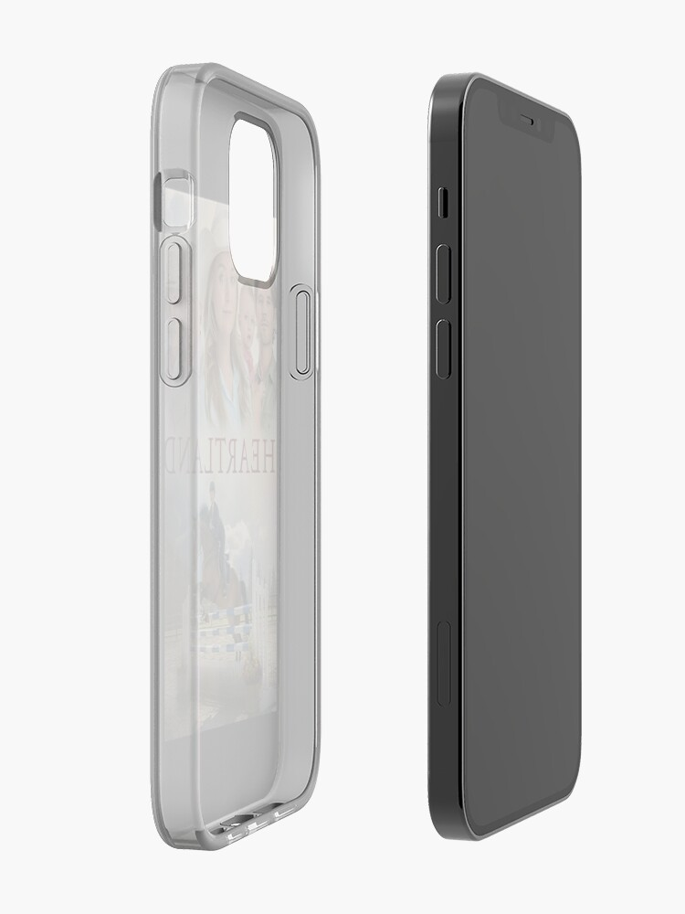 Alternate view of Heartland iPhone Case & Cover