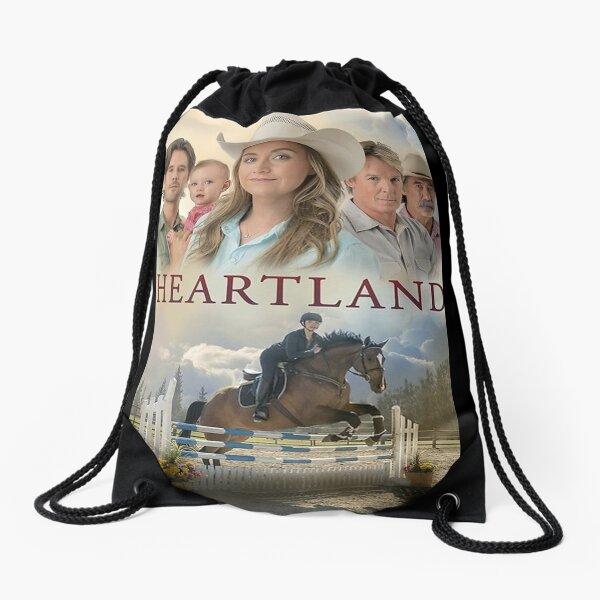 Heartland Drawstring Bag