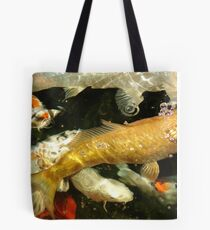 Swimming by... Tote Bag
