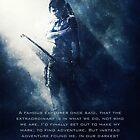 «Tomb Raider Lara Croft» de Gab Fernando