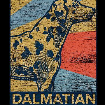 Dalmatian spots by GeschenkIdee