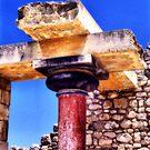 Knossos Palace #2 by George Kypreos