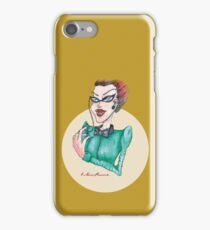 Secretary iPhone Case/Skin