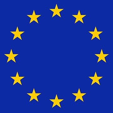 European Union  by ThatMerchStore