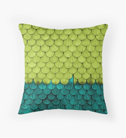 SHELTER / Arcadia, Lime Punch Throw Pillow