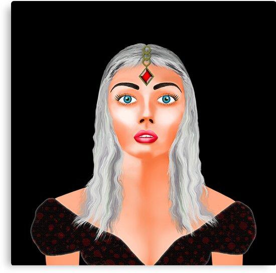 Saphira by RoseGarden
