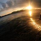 Echo Beach Dawn by Simon Muirhead