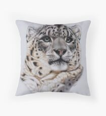 Manchu in Color Throw Pillow