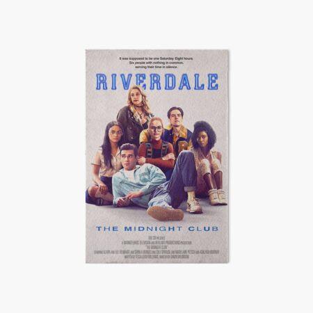 Riverdale - The Midnight Club Art Board Print