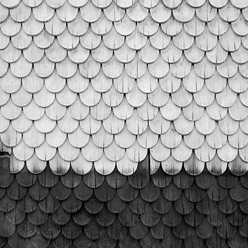 SHELTER / White, Black by danielcoulmann