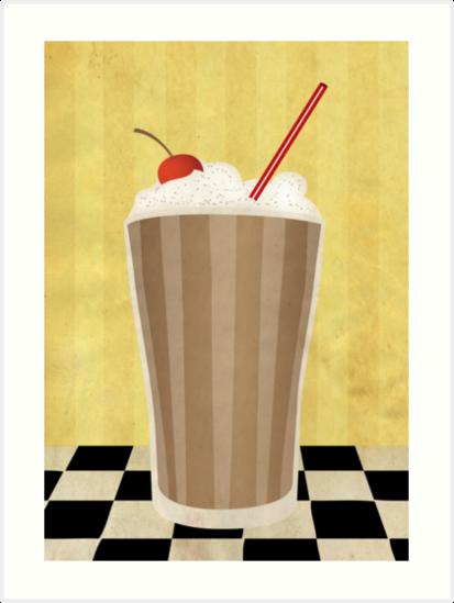 Delicious Milkshake by averyboringname