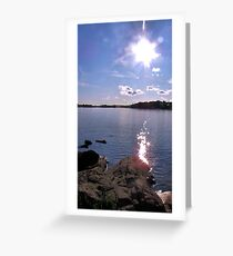 MOTHER EARTH ~ FATHER SUN ~ Greeting Card