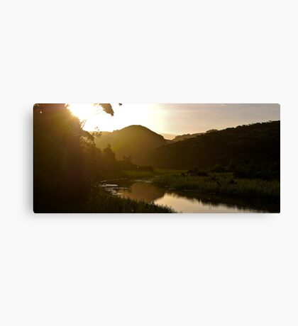 Thurra Ambience Canvas Print