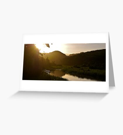 Thurra Ambience Greeting Card