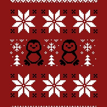 Christmas sweater by emmabunclark