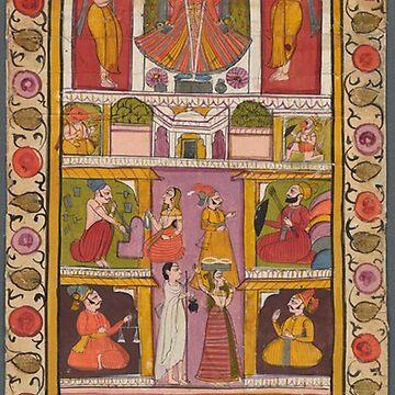 Vintage Indian Pattern design by Geekimpact