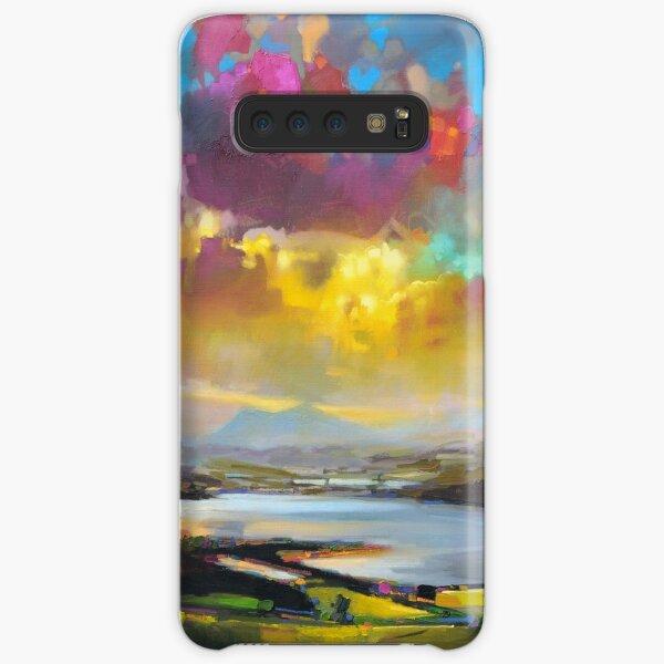 Struie Hill, Dornoch, Scotland Samsung Galaxy Snap Case
