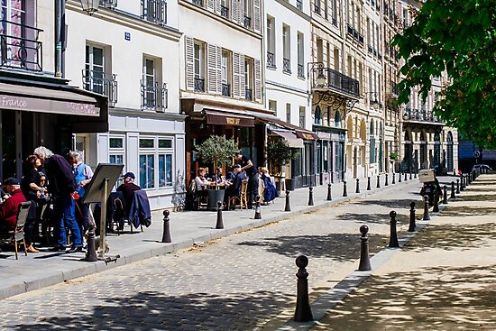 Life in Paris by PatiDesigns