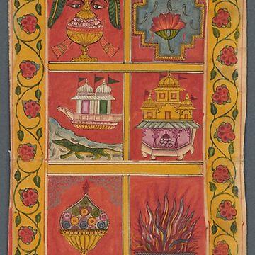 Vintage Indian design by Geekimpact