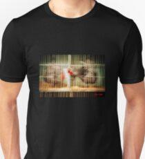 Cock Fight Unisex T-Shirt