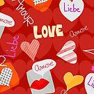 Love Valentine by mirimo