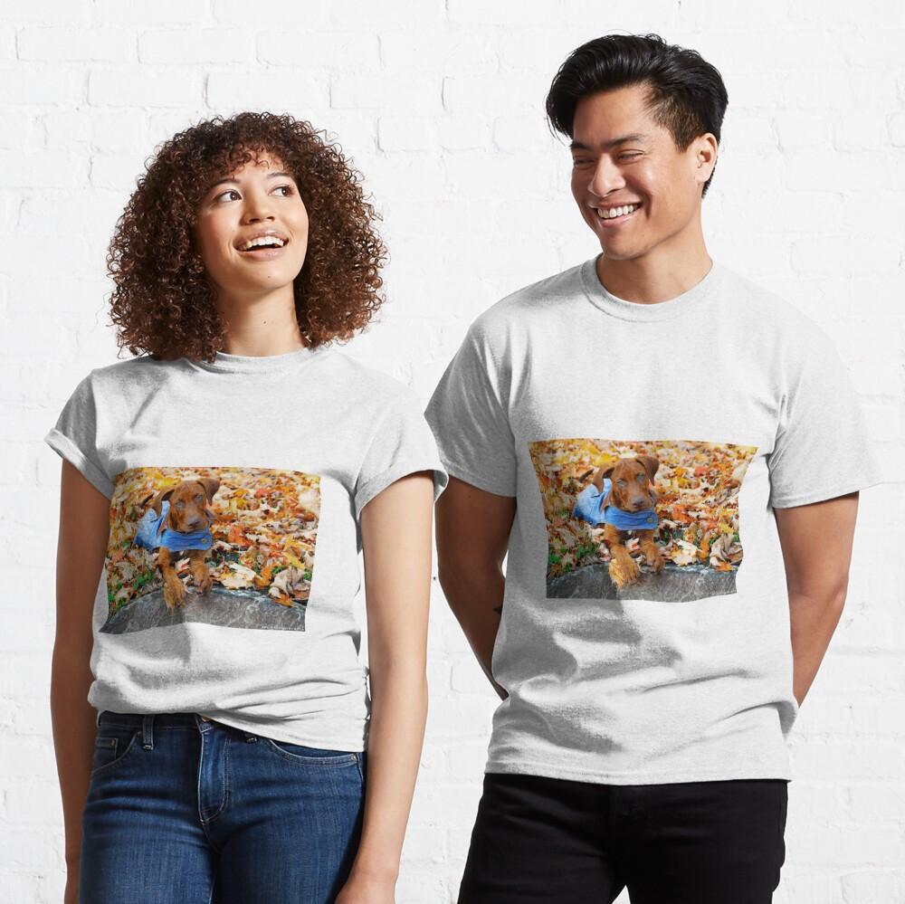 Duke in Denim. Classic T-Shirt