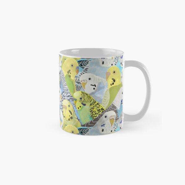 Budgie Parakeets Classic Mug