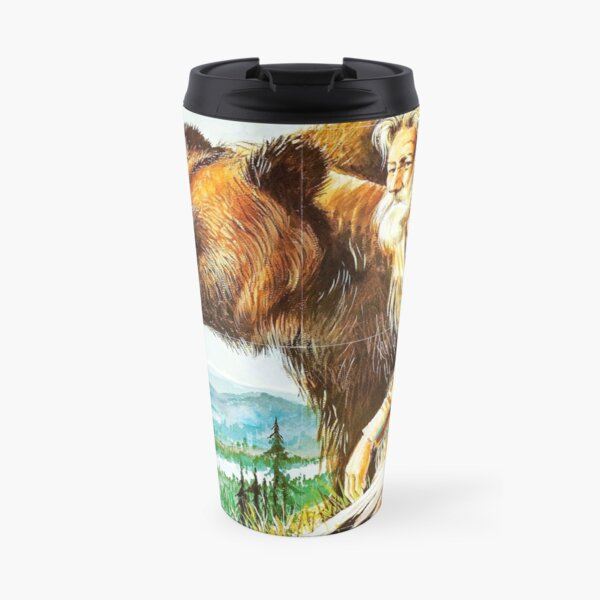 GRIZZLY ADAMS Travel Mug