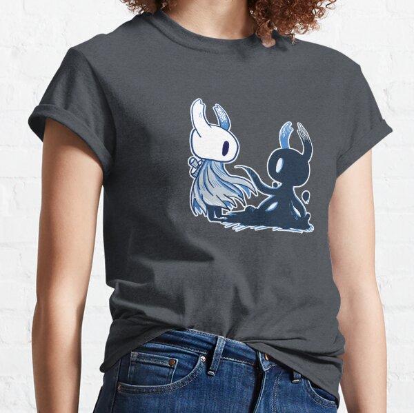 Ombre de chevalier creux T-shirt classique