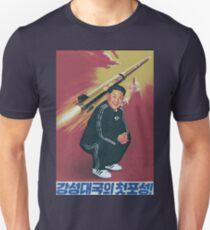 Trainingsanzug Rocket Man Unisex T-Shirt