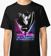 Nineties Battle Angel Classic T-Shirt