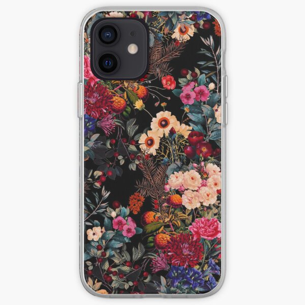 Night Garden XXXIX iPhone Soft Case
