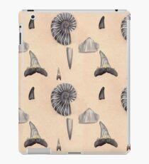 Fossil Illustrations iPad Case/Skin