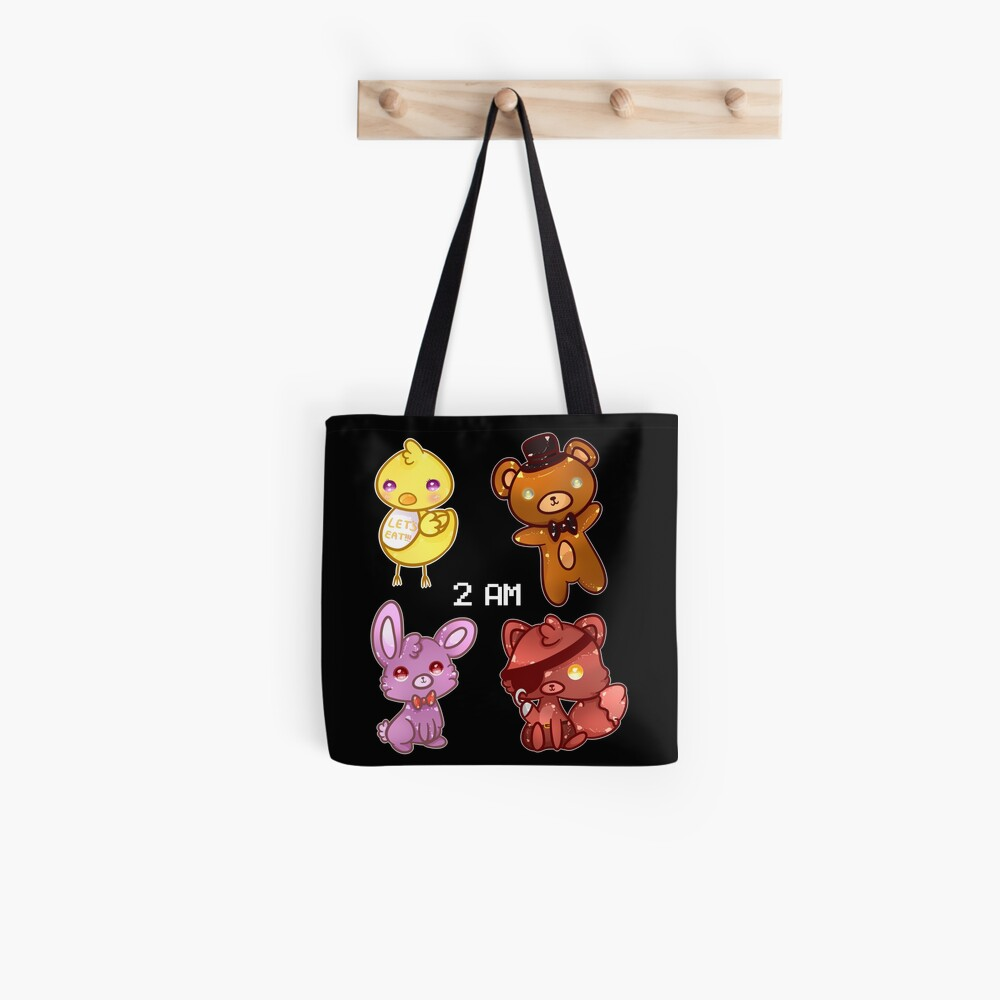 Five Nights At Freddy's Tote Bag