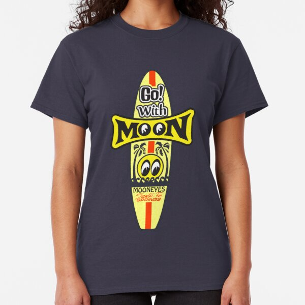 go with moon eyes  Classic T-Shirt