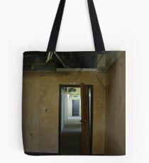 Depleated treasury Tote Bag