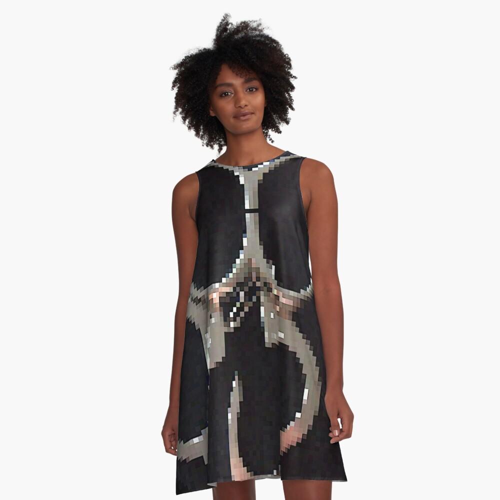 XX Sexii Kinkii VIII by RootCat A-Line Dress
