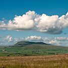 Ingleborough by Stephen Knowles