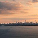 New York City Skyline by TPRVisuals