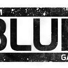 Team Blur Games - Logo (Black) by Gavavva