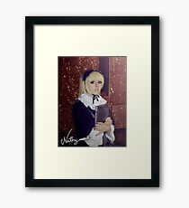 ~: Victorique cosplay by Nath :~ Framed Print