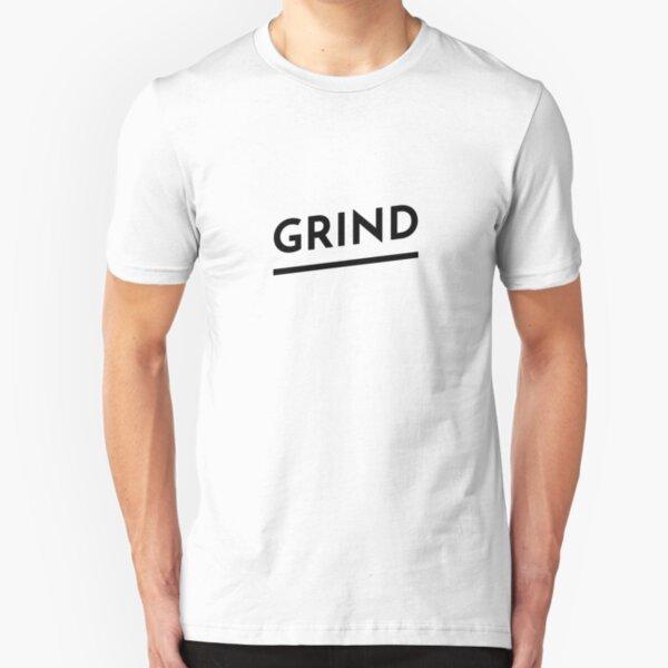 Grind (Inverted) Slim Fit T-Shirt