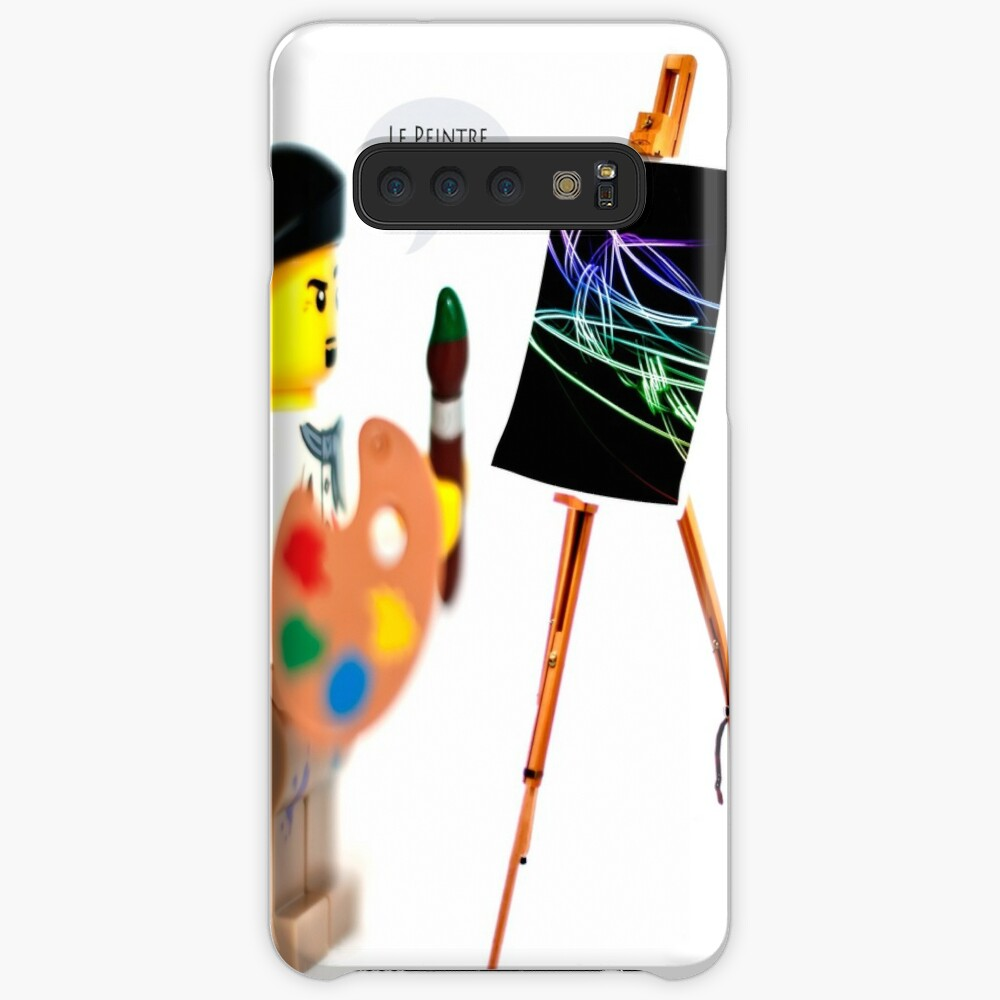Le Peintre (The Painter) Case & Skin for Samsung Galaxy