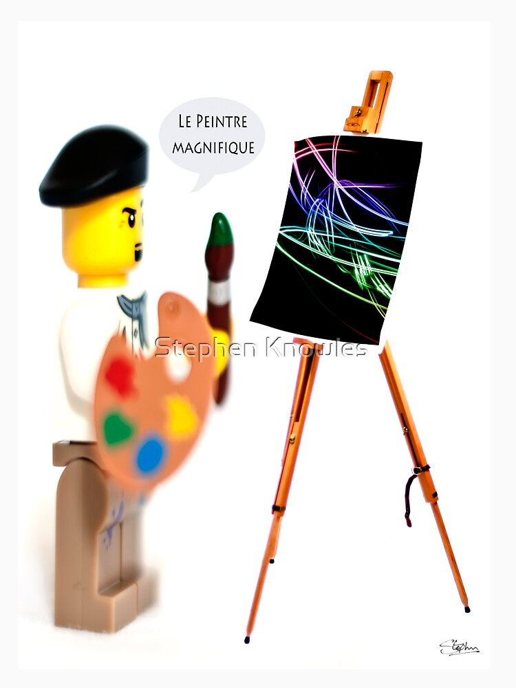 Le Peintre (The Painter) by stephenknowles