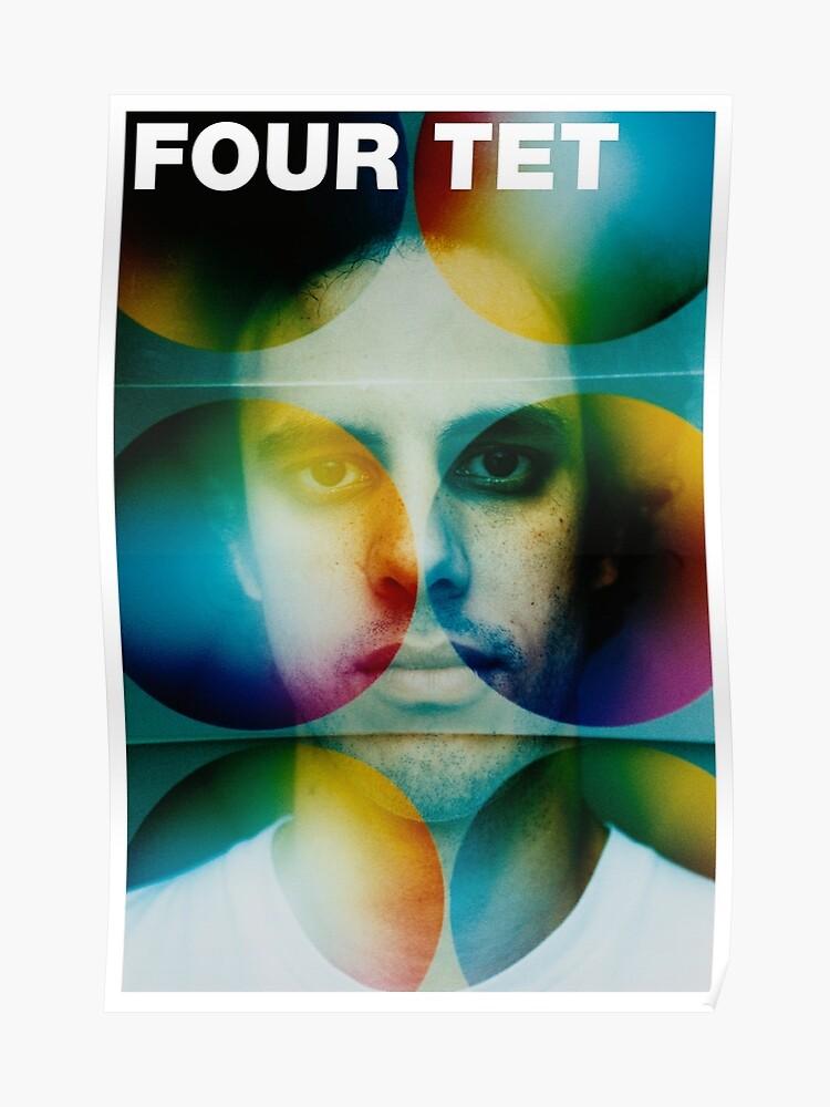 Four Tet / Kieran Hebden Poster | Poster