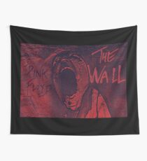 The Scream Wall Tapestry