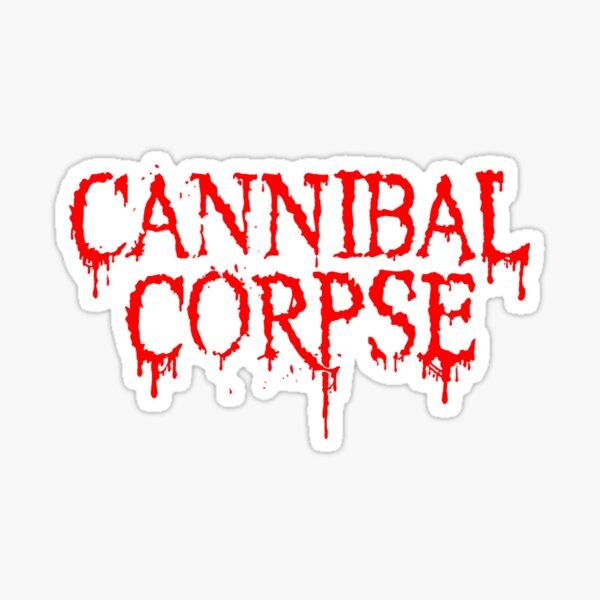 Cannibal Corpse Sticker