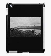 Half-broken Hearted (mono) iPad Case/Skin